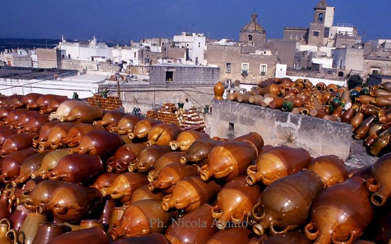 Quartiere delle ceramiche di Grottaglie